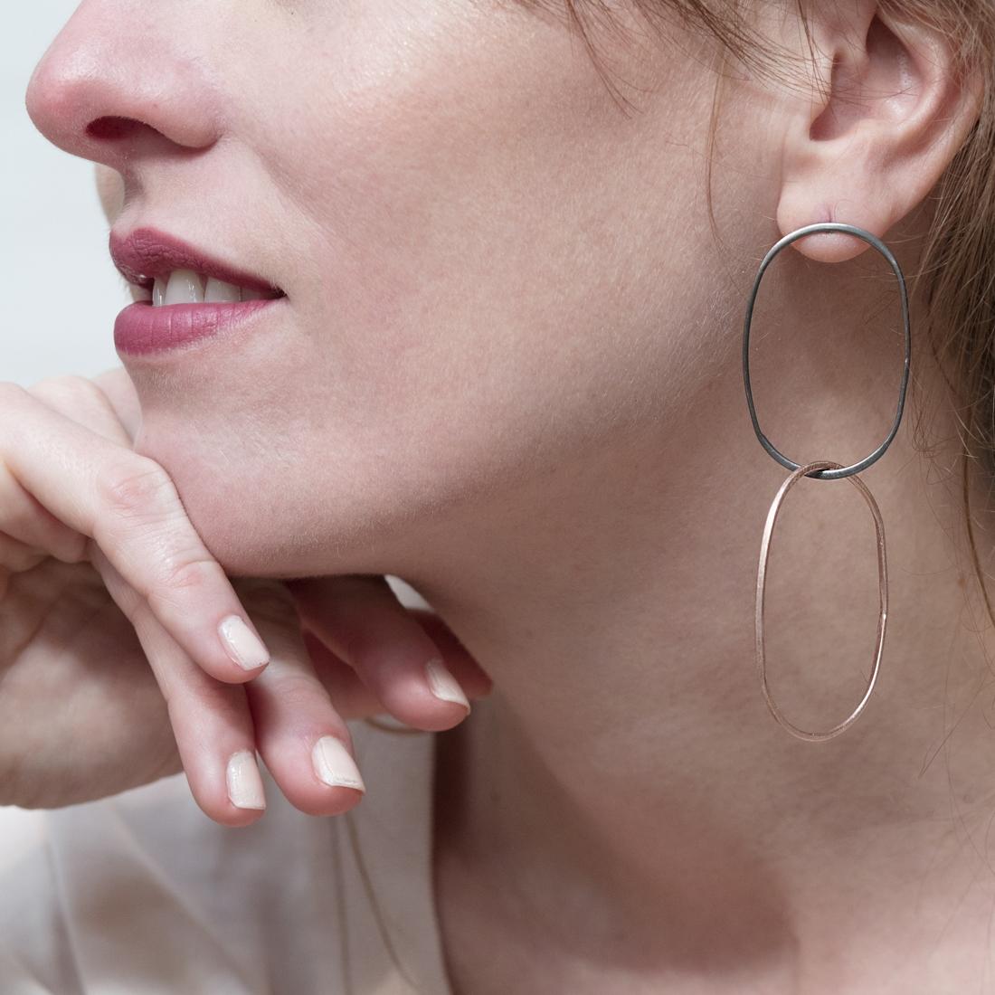 Boucles d'oreille NUI