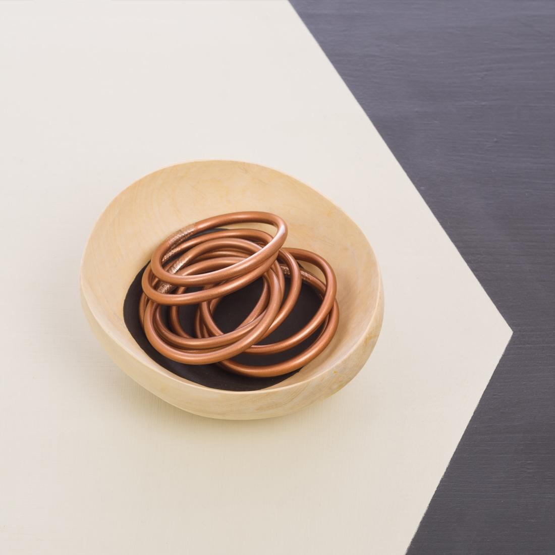 Bracelets bouddhistes cuivre