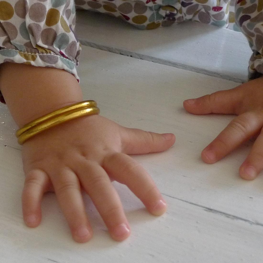 Bracelets bouddhistes - Enfant