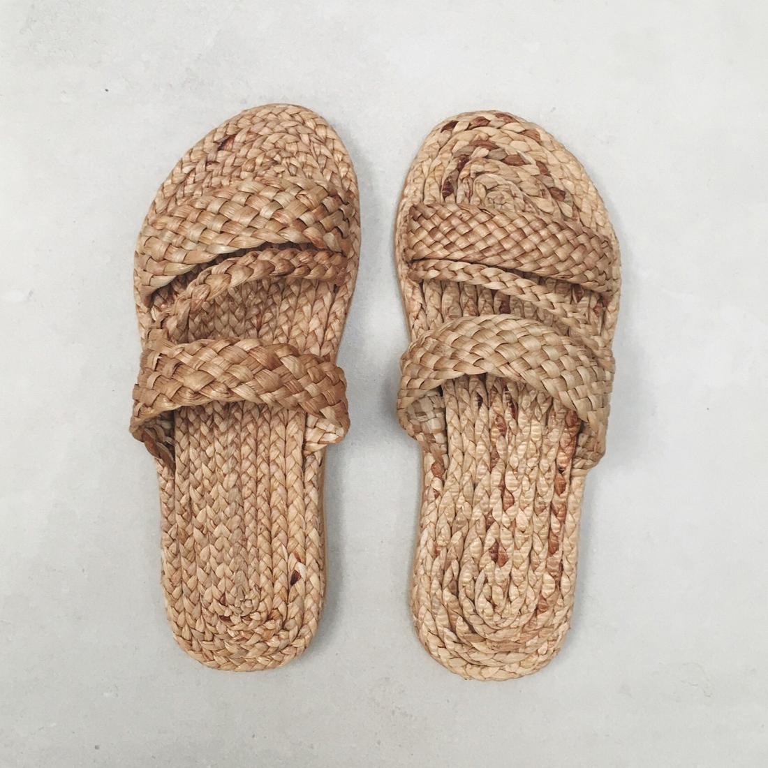 Sandales tressées N°2