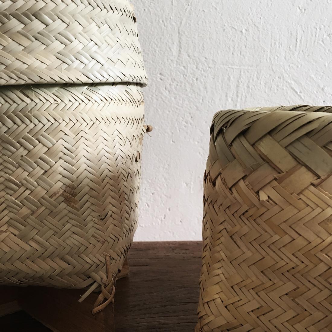 Sticky rice box