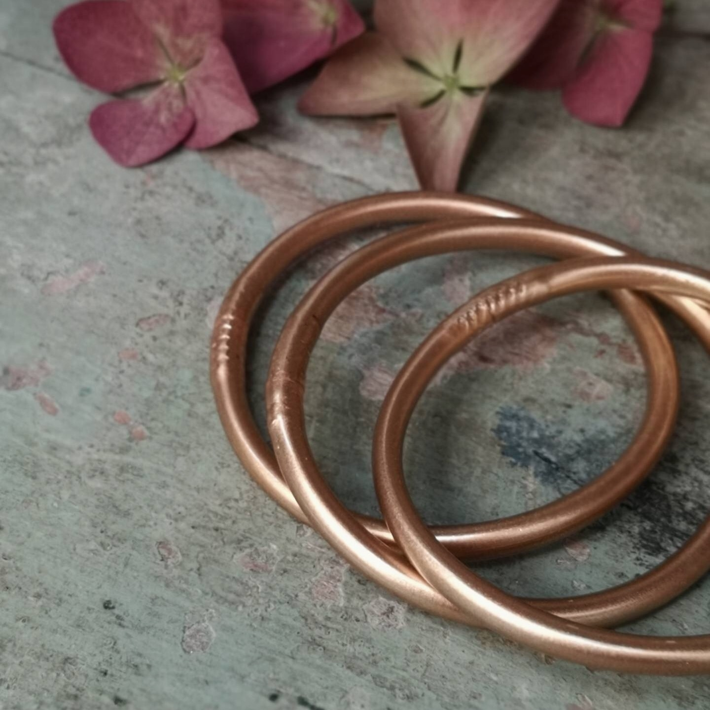 Bracelet bouddhiste - Cuivre