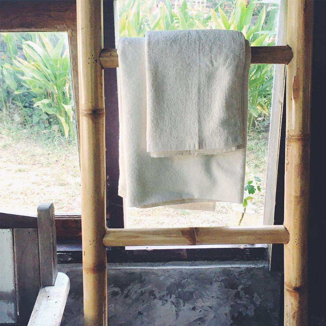 Linge de bain bio - éponge