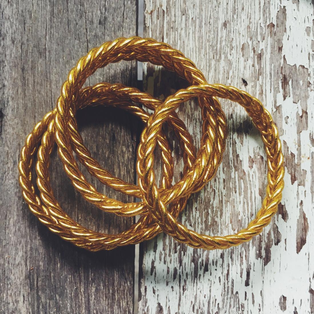 Bracelet bouddhiste Braid Fin