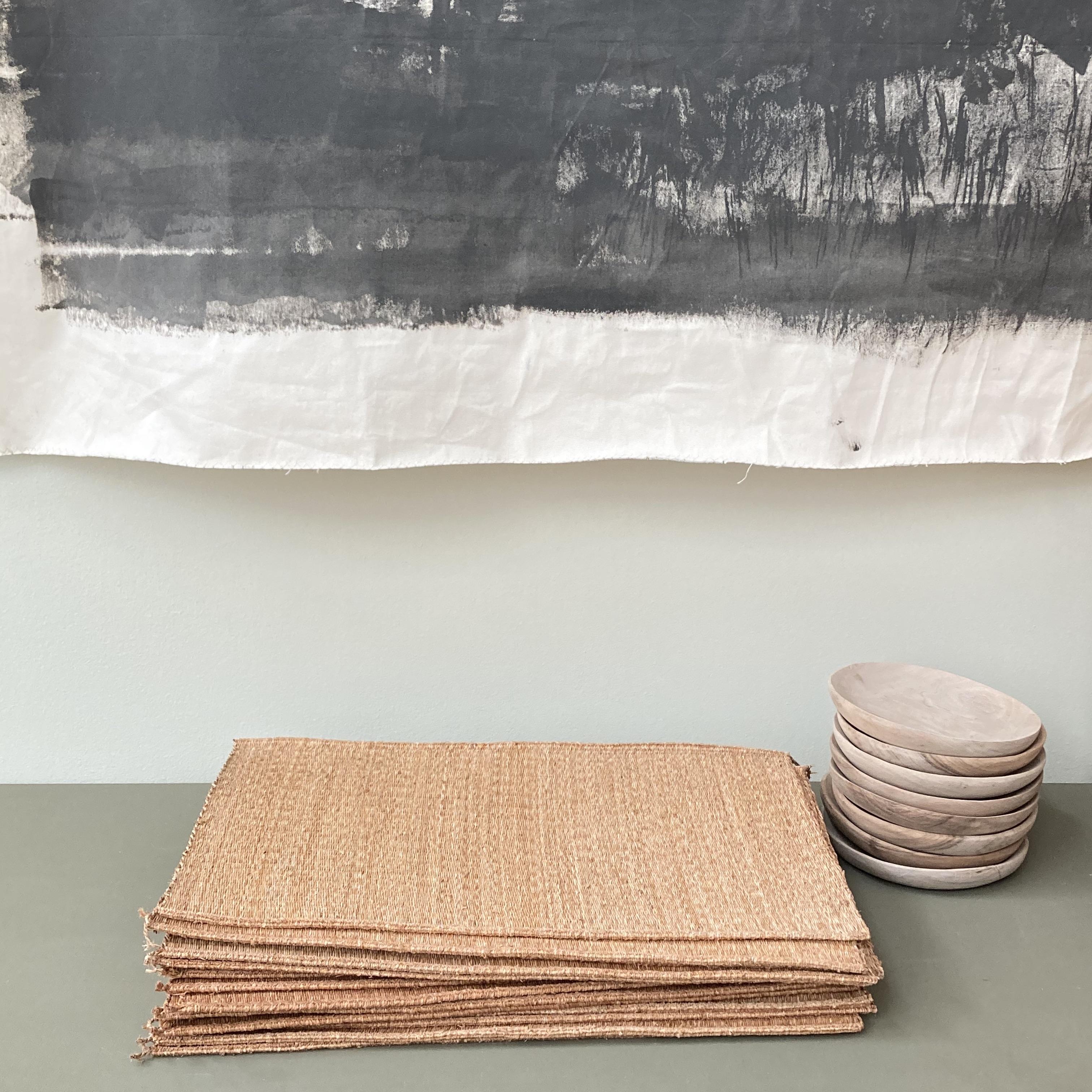 Set de table en roseau